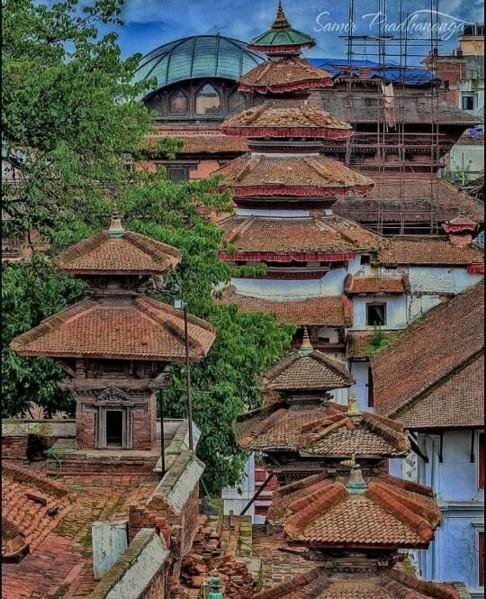 Basantapur durbar s…